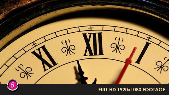 Vintage Clock 56