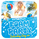 Foam Party v3 | Flyer + FB Cover - GraphicRiver Item for Sale