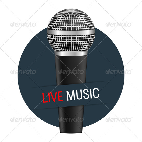 GraphicRiver Live Music Banner 8619163