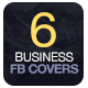 6 Multipurpose Business Facebook Covers - GraphicRiver Item for Sale
