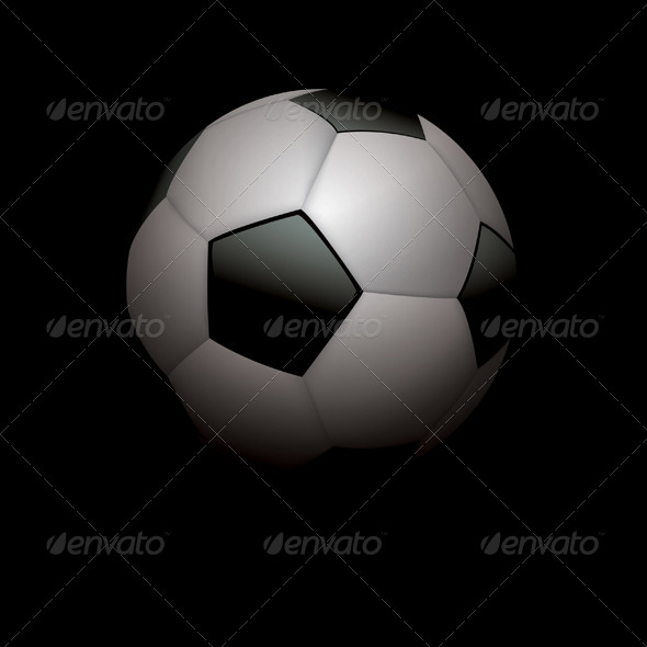 GraphicRiver Soccer Ball Football 8619273