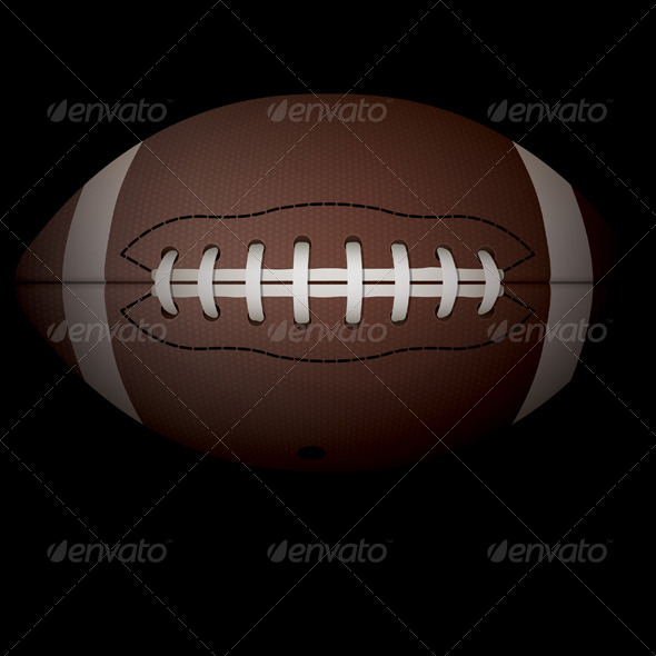 GraphicRiver American Football Illustration 8619279