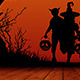 HD Halloween Stage Backgrounds - GraphicRiver Item for Sale