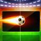 Burning soccer ball - PhotoDune Item for Sale