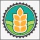 Good Food Product Label Logo