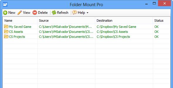 CodeCanyon Folder Mount PRO 8620109