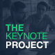 The Keynote Project - Keynote Template - GraphicRiver Item for Sale