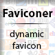 Faviconer - Dynamic Favicon