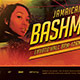 Jamaican Bashment Flyer Template - GraphicRiver Item for Sale