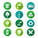 Go Green Icons - GraphicRiver Item for Sale