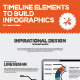 Timeline Infographic Business Vector Set - GraphicRiver Item for Sale