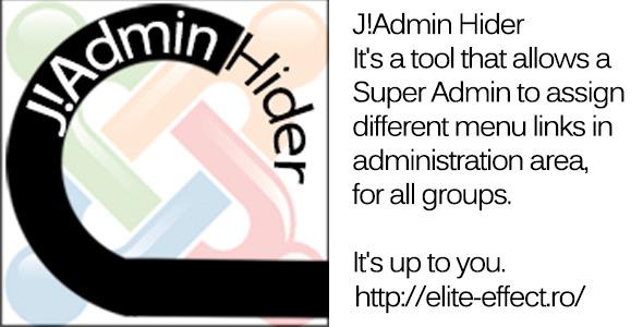 J!Admin Hider