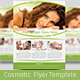Cosmetic  Flyer Template - GraphicRiver Item for Sale