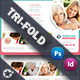 Home Care Tri-Fold Templates - GraphicRiver Item for Sale