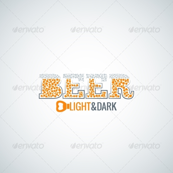 GraphicRiver Beer Glass Opener Design 8621779