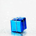 Blue holiday gift - PhotoDune Item for Sale