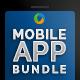 Mobile App Banner Bundle - 3 Sets - GraphicRiver Item for Sale