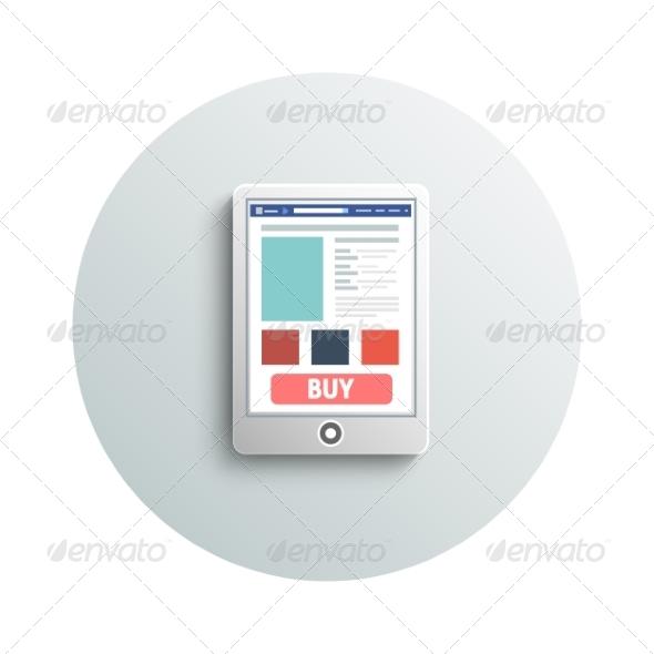 GraphicRiver Smartphone 8622897
