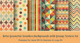 Seamless Background Patterns