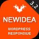 New Idea Responsive Layout Wordpress Theme - ThemeForest Item for Sale