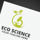 Eco Science Logo - GraphicRiver Item for Sale