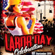 Labor Day Celebration Flyer Template - GraphicRiver Item for Sale