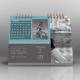 Landscape Desk Calendar Mock Up - GraphicRiver Item for Sale
