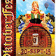 Oktoberfest Flyer Template V3 - GraphicRiver Item for Sale