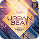 Urban Beat Flyer - GraphicRiver Item for Sale
