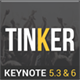 TINKER - Keynote Template - GraphicRiver Item for Sale