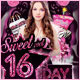 Sweet Birthday Party Flyer Template - GraphicRiver Item for Sale