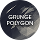 Intense Polygon Grunge Backgrounds - GraphicRiver Item for Sale
