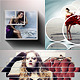 Different Collage Photoframe Template V2 - GraphicRiver Item for Sale