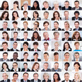 Collage Of Business People Smiling - PhotoDune Item for Sale