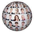 Collage Of Diverse Business People - PhotoDune Item for Sale