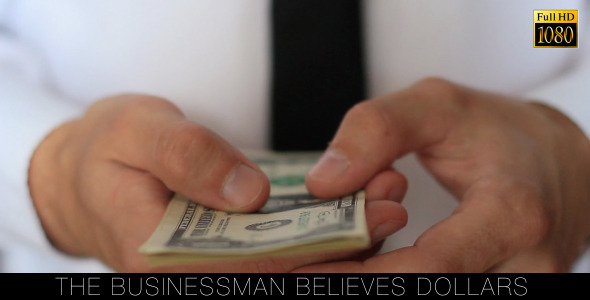 The Businessman Believes Dollars 3