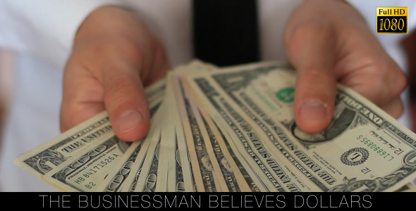 The Businessman Believes Dollars 6