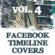 Facebook Timeline Texture Covers - GraphicRiver Item for Sale
