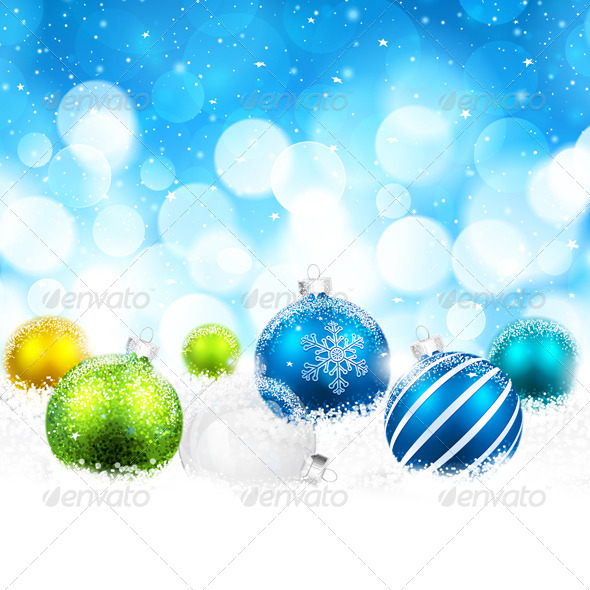 GraphicRiver Christmas Decorations 8626673
