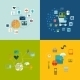 Set of Business Icons - GraphicRiver Item for Sale