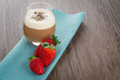 Chocolate mousse and strawberries - PhotoDune Item for Sale