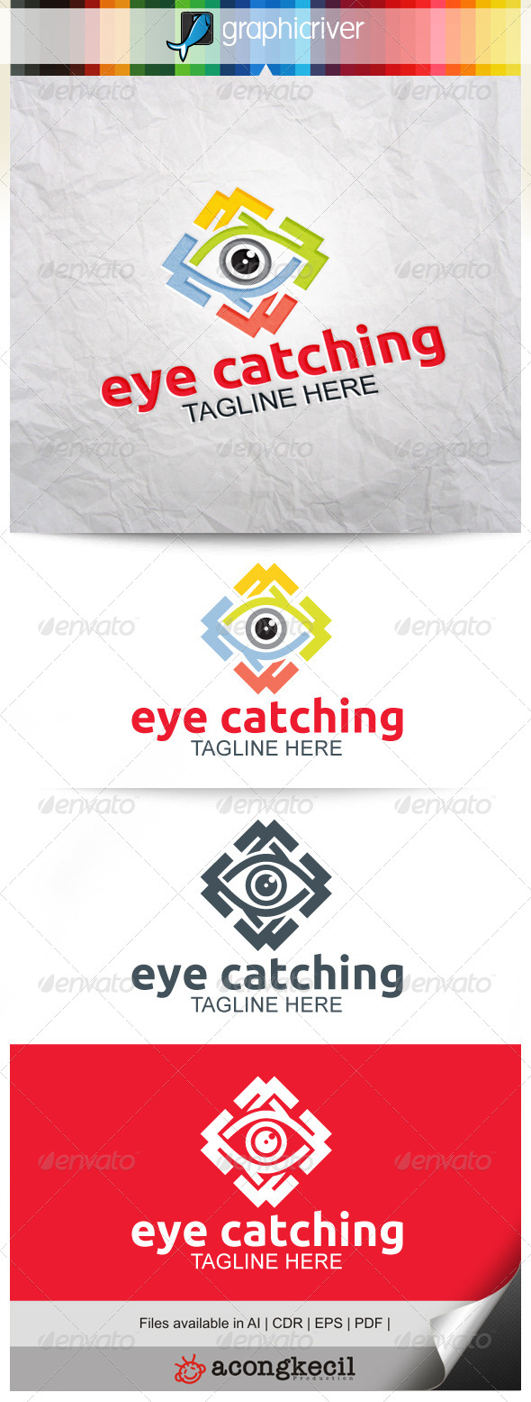 GraphicRiver Eye Catching V.5 8630101
