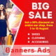 Banners Shopping - GraphicRiver Item for Sale