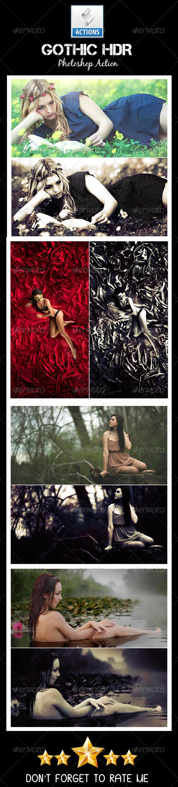 GraphicRiver Gothic HDR 8630838
