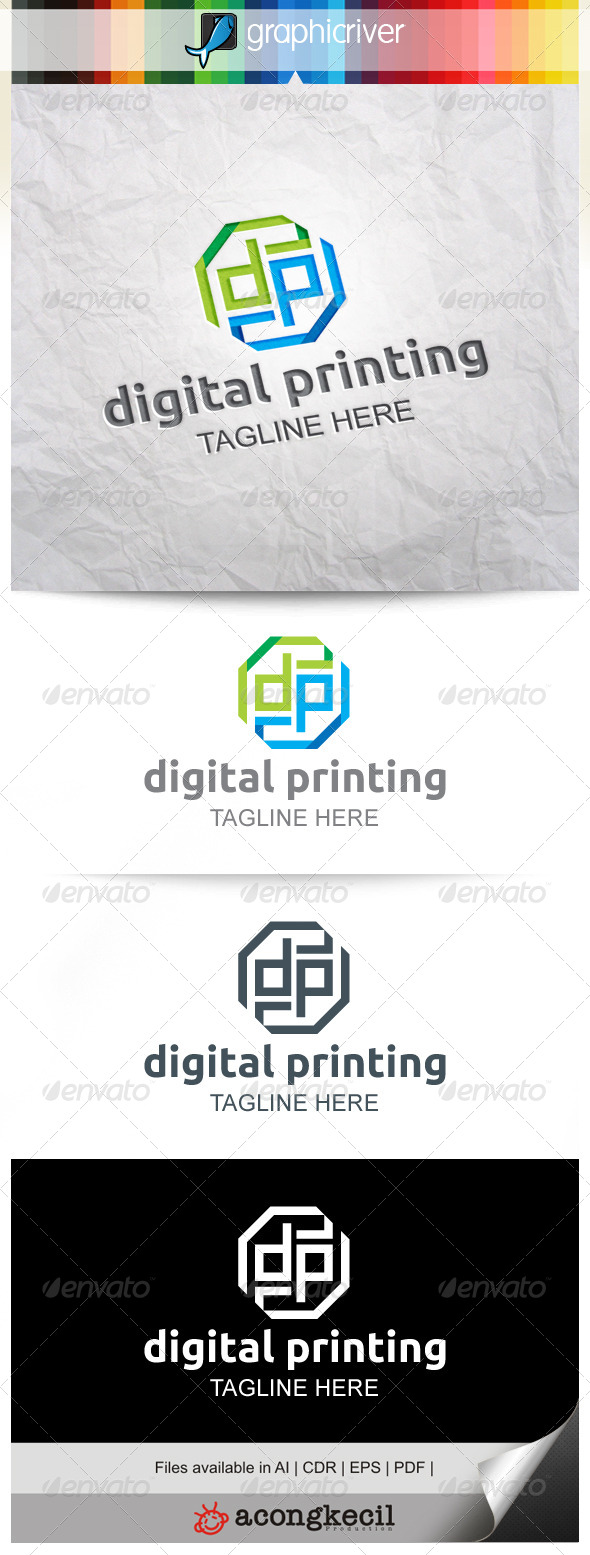 GraphicRiver Digital Printing V.2 8630896