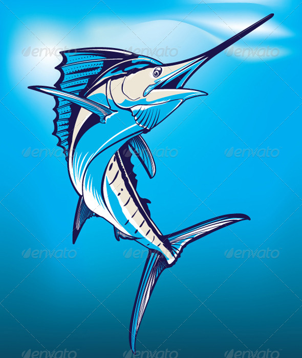 GraphicRiver Swordfish 8630974