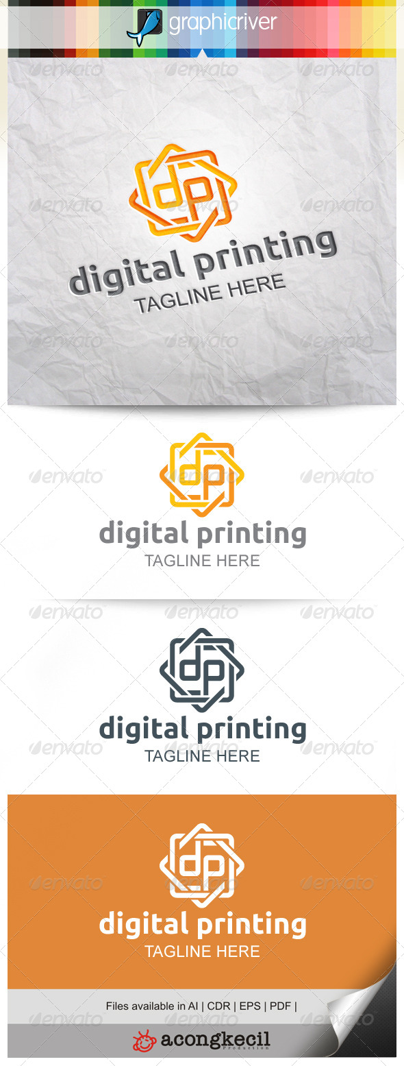 GraphicRiver Digital Printing V.3 8630981