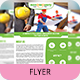 Corporate Flyer Template SN-2 - GraphicRiver Item for Sale