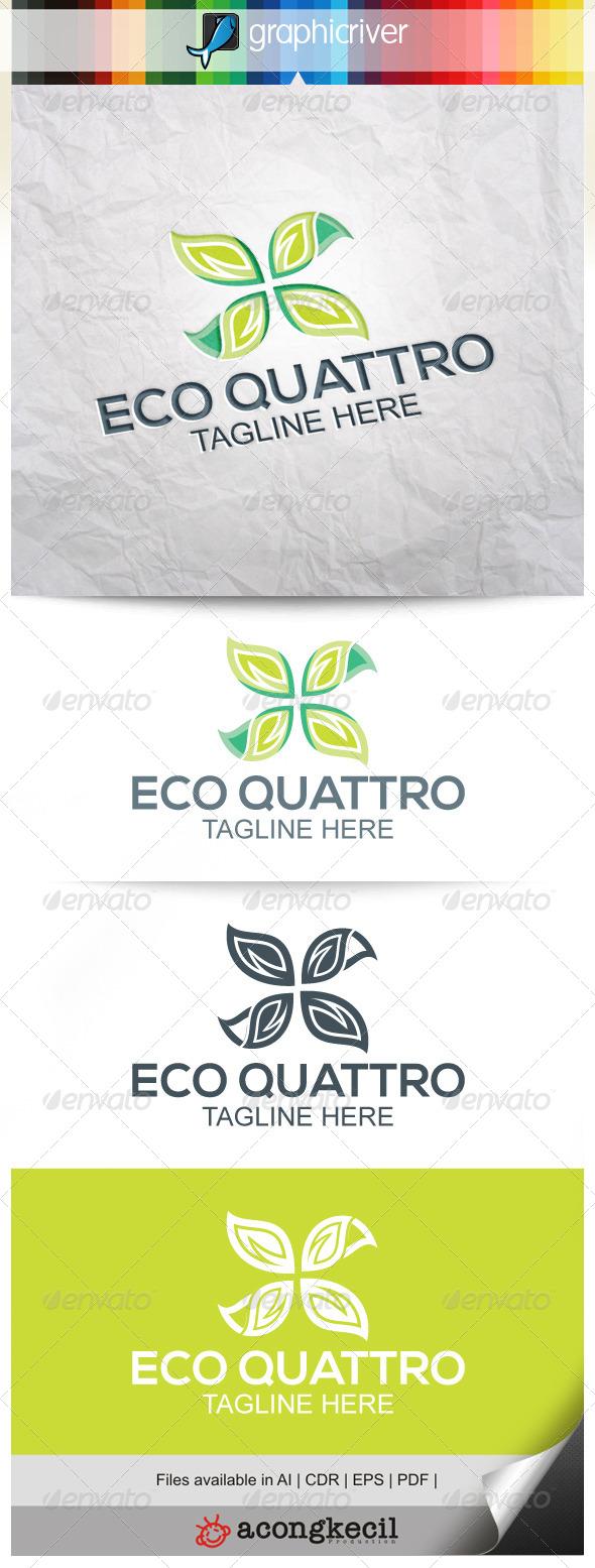 GraphicRiver Eco Quattro V.3 8631120