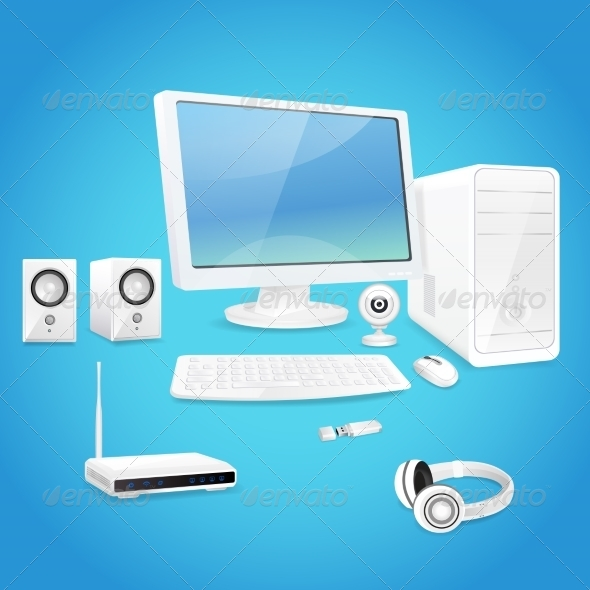 GraphicRiver Computer and Accessories 8631141